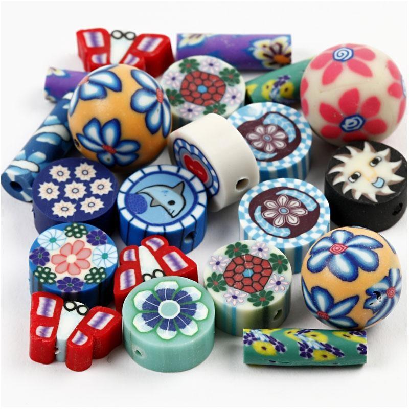 Margele ceramica,diverse forme,45 b/s