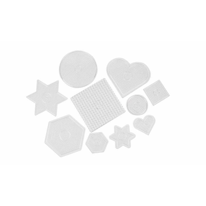 Tabla pt margele 5x5mm,5 forme/set