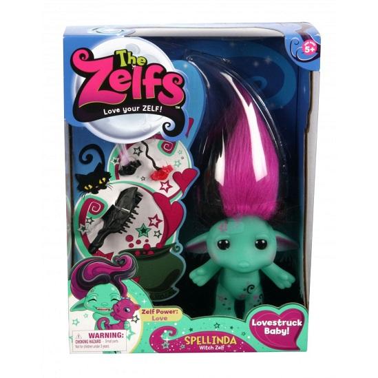 Figurina mare Zelfs in cutie
