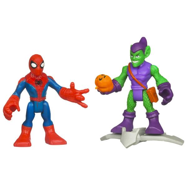 Set 2 figurine eroi