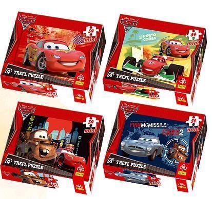 Puzzle cars mini 54