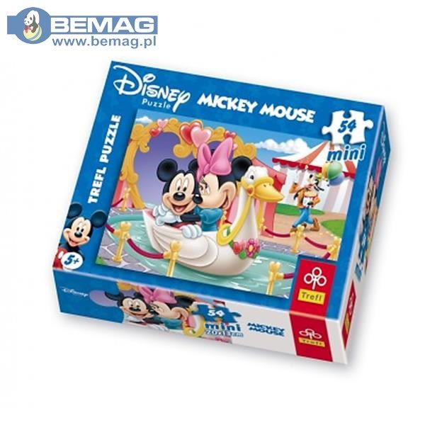 Puzzle mickey mouse mini 54