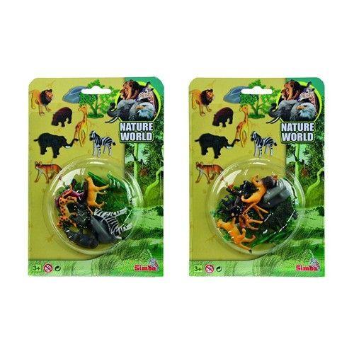 Set animale Zoo