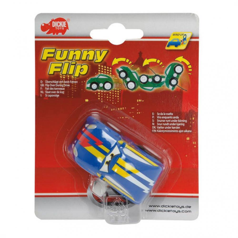 Masina buclucasa funny flip