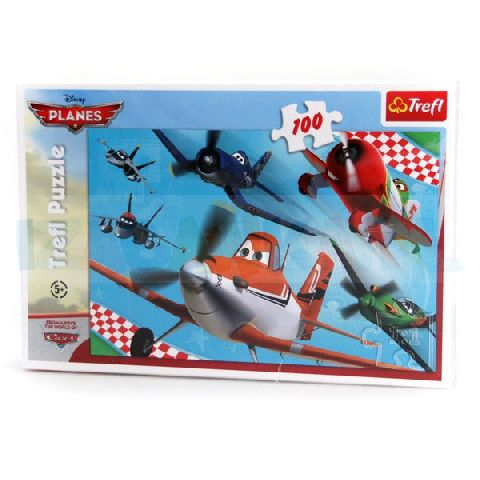 Puzzle planes,100 piese