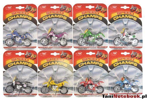Motocicleta cross dream