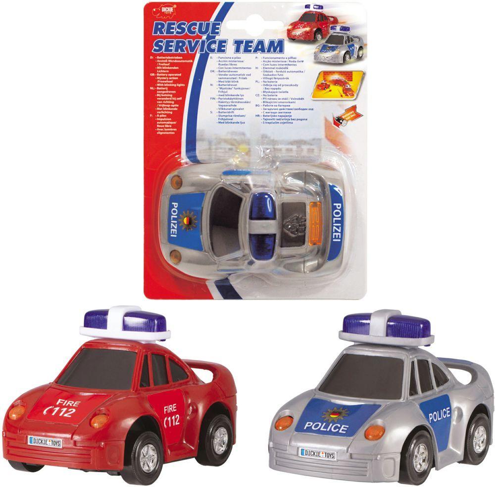 Masini politie/pompieri cu baterii
