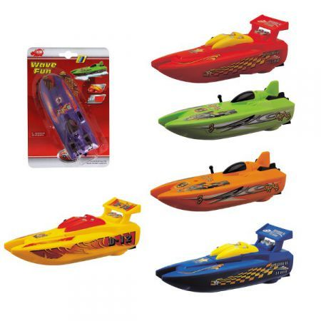 Barca Wave Fun, 6 modele