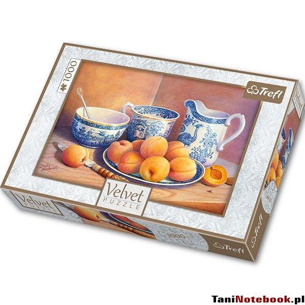 Puzzle velvet apricot desert,1000 piese