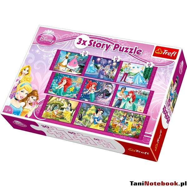 Puzzle printese 3xstory 9 imagini