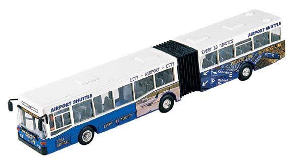 Autobus City Express cu frictiune, 40 cm