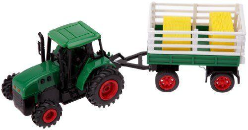 Tractor cu sunet 26 cm