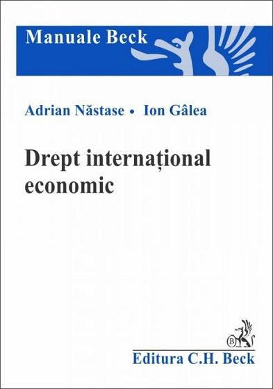 DREPT INTERNATIONAL ECONOMIC