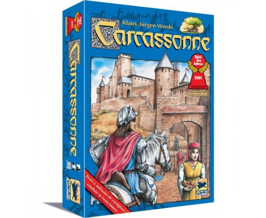 Joc Carcassonne 2014