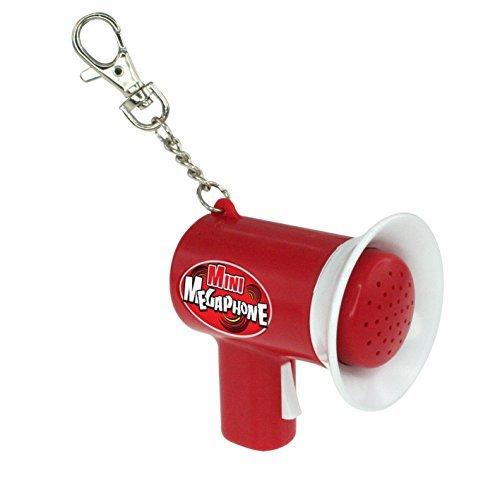 Breloc mini megafon
