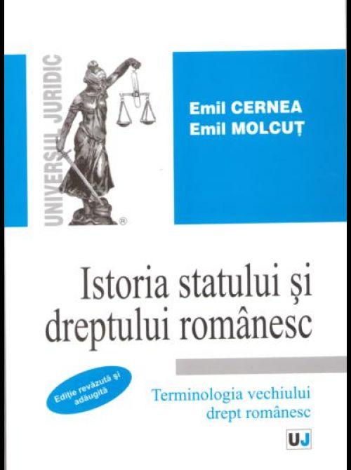 ISTORIA STATULUI SI DRE PTULUI ROMANESC