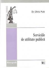 SERVICIILE DE UTILITATE PUBLICA