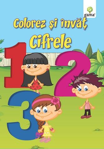 COLOREZ SI INVAT CIFRELE/ COLORAT A5.11