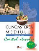 CUNOASTEREA MEDIULUI FI SE-CL1-CAIETUL ELEVULUI