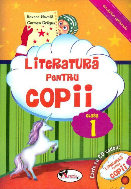 LITERATURA PENTRU COPII CL.1
