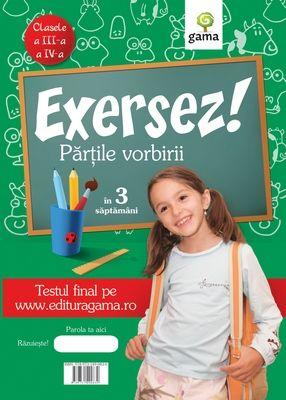 PARTILE VORBIRII/ EXERSEZ