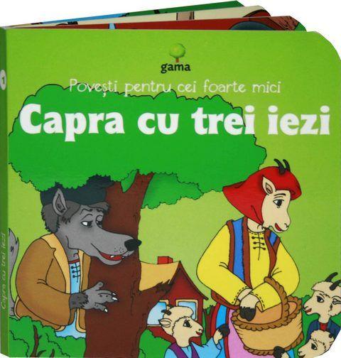 CAPRA CU TREI IEZI/ PFM