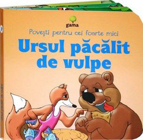 URSUL PACALIT DE VULPE/ PFM