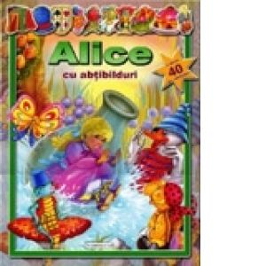ALICE - CU ABTIBILDURI .