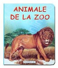 ANIMALE DE LA ZOO .