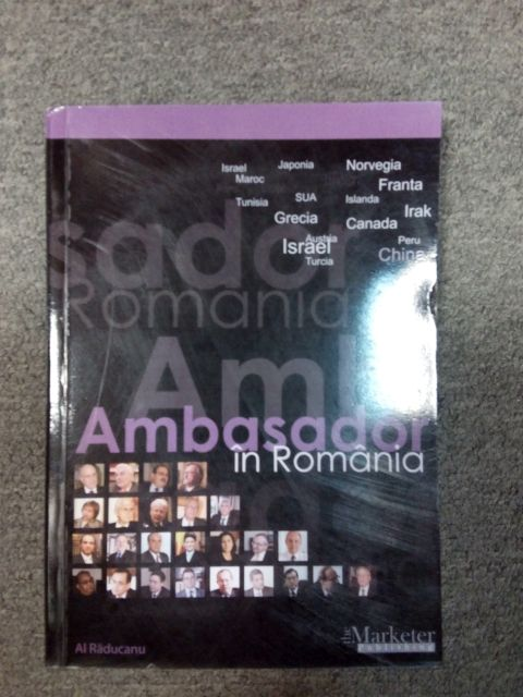 AMBASADOR IN ROMANIA