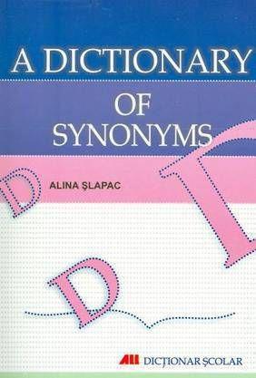 DICTIONARY OF SYNONIMS