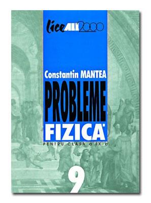 PROBLEME DE FIZICA CLS IX