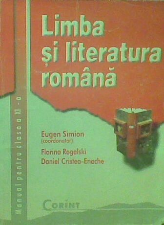 ROMANA CLS XII M.IANCU