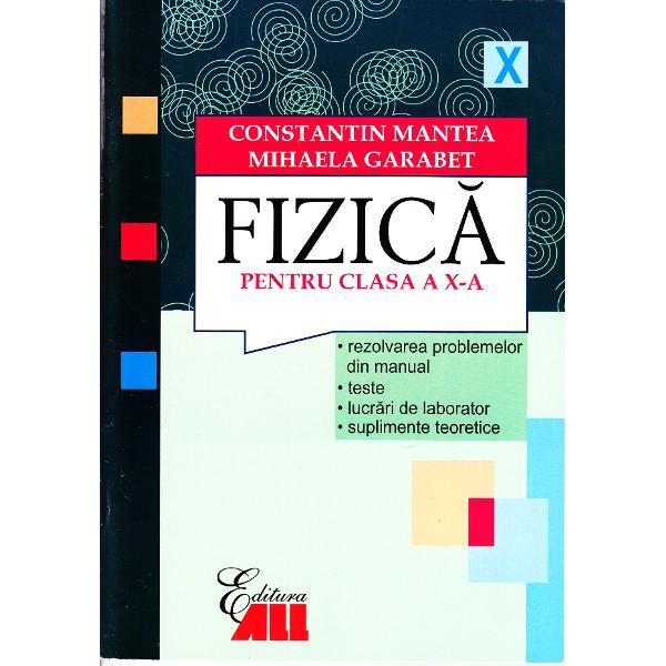 PROBLEME FIZICA CLS X MANTEA