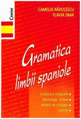 GRAMATICA LIMBII SPANIO LE
