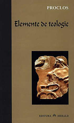 ELEMENTE DE TEOLOGIE