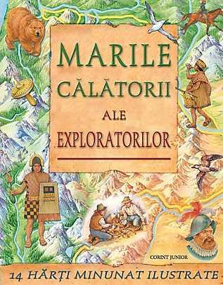 Marile calatorii ale ex ploratorilor ed. 2