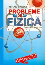 PROBLEME FIZICA GIMNAZI U