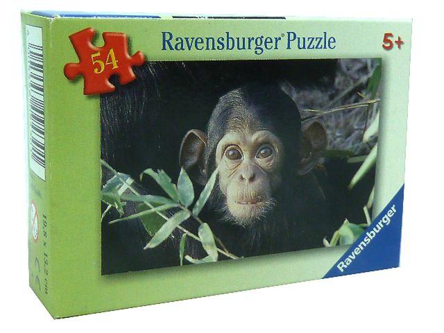 Minipuzzle animale, 54 pcs