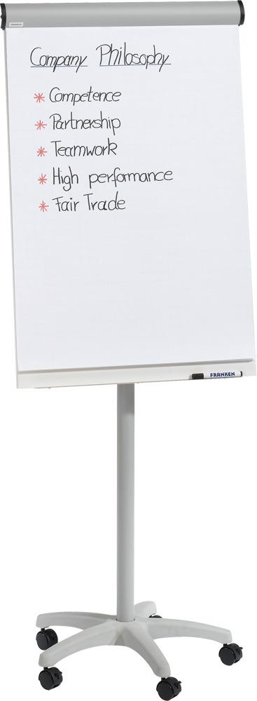 Flipchart mobil A-series,68x105cm