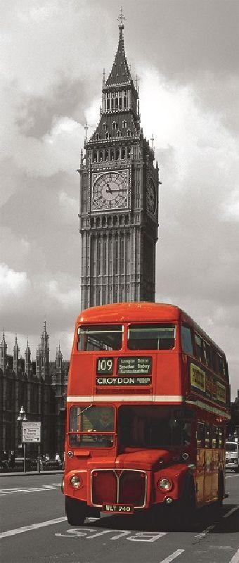 Puzzle autobuz londonez, 170 pcs