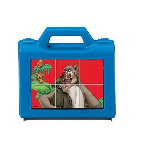 Puzzle animale, 6 pcs