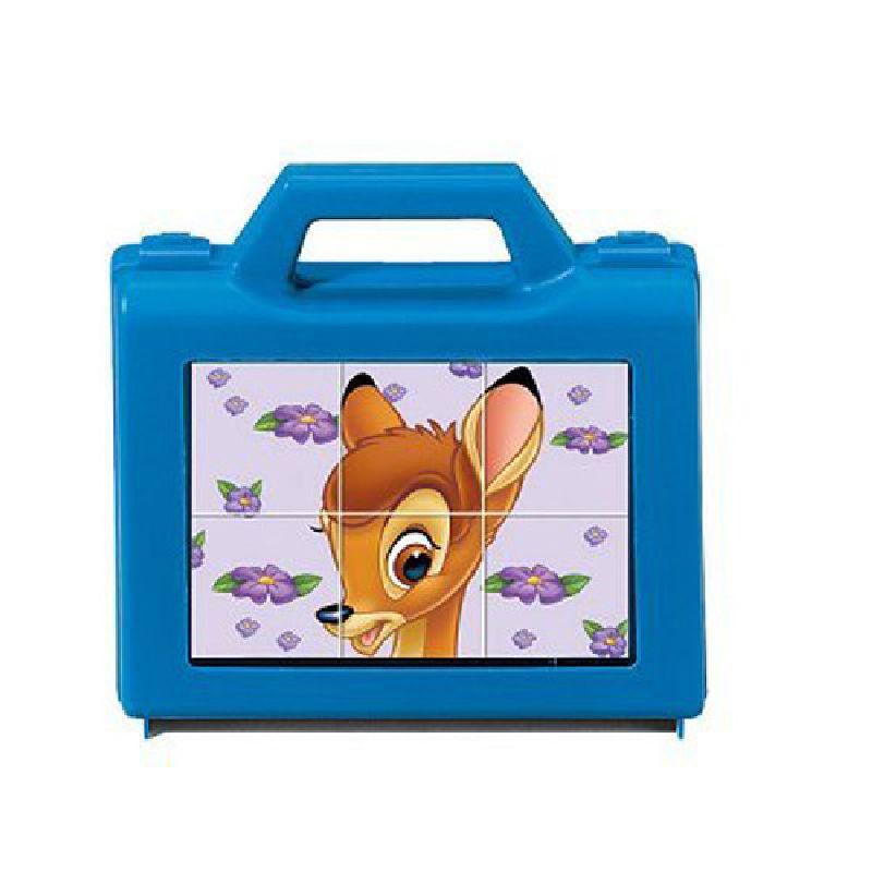 Puzzle disney prietenii lui bambi, 6 pcs