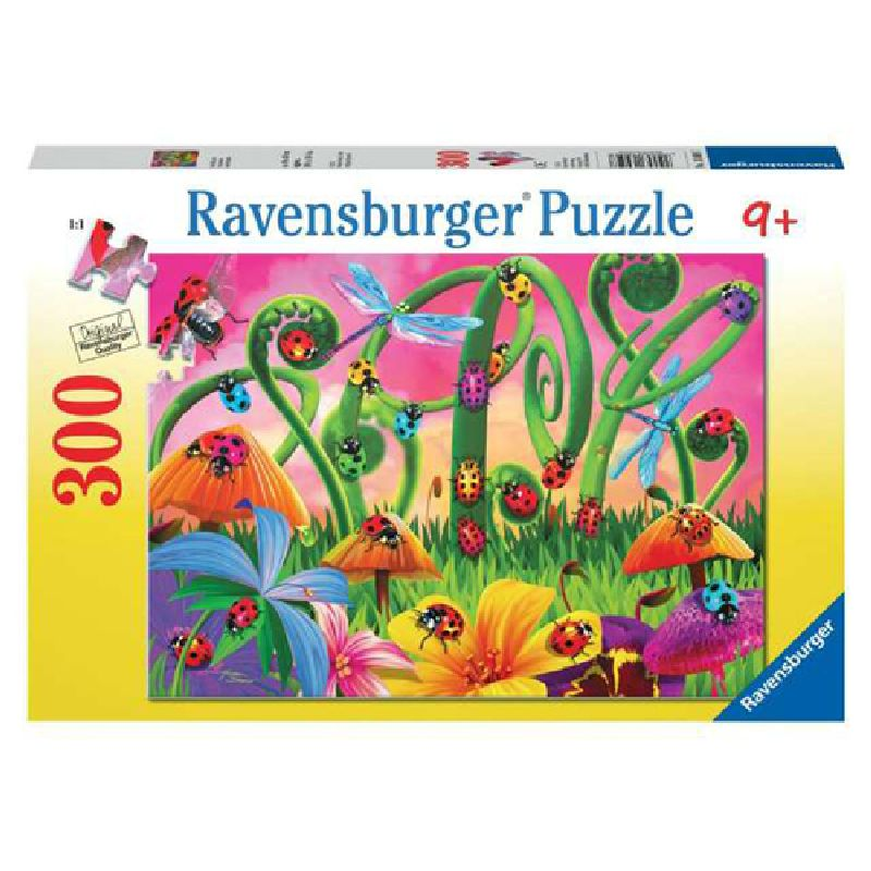 Puzzle tinutul gargaritei, 300 pcs