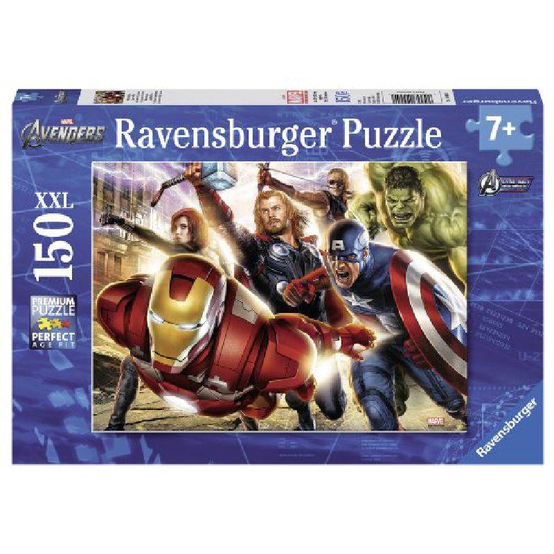 Puzzle combinatia celor cu super puteri, 150 pcs