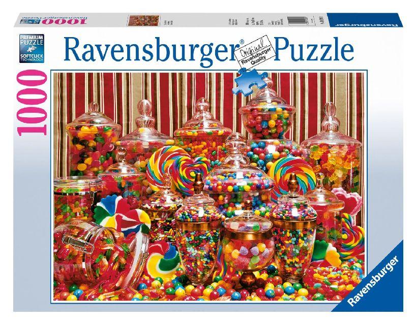 Puzzle bomboane, 1000 pcs