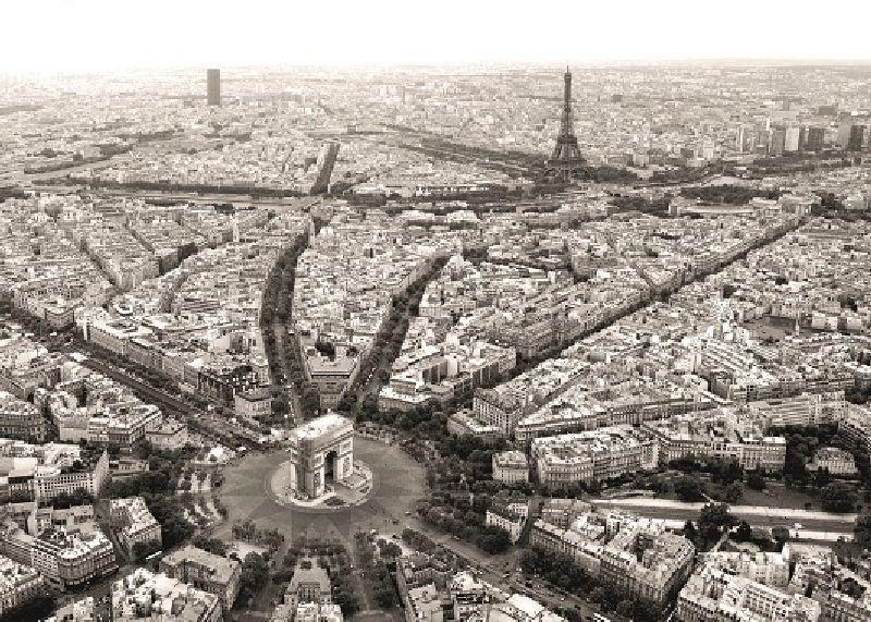 Puzzle Paris, 1000 pcs