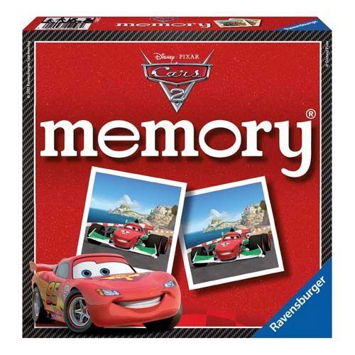Jocul memoriei, disney cars 2