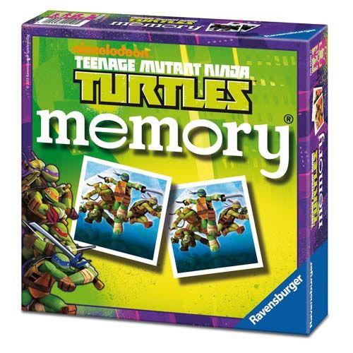 Jocul memoriei, testoasele disney
