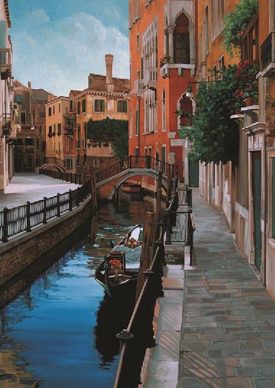 Puzzle Venetia, 1000 pcs